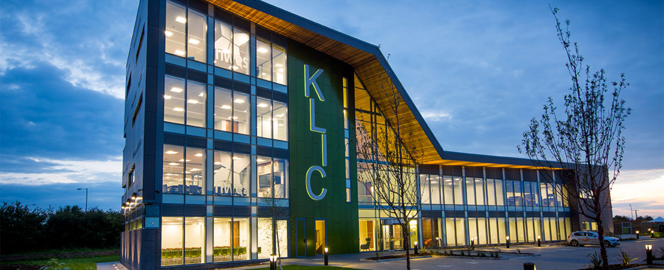 KLIC building King's Lynn