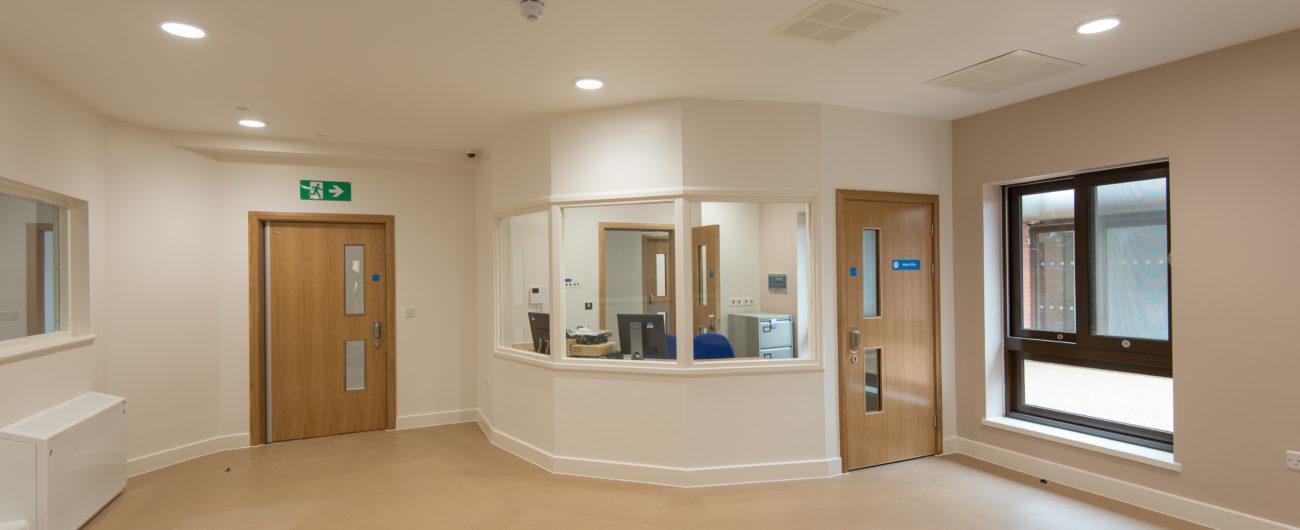 Hartsholme Centre Psychiatric Intensive Care Unit