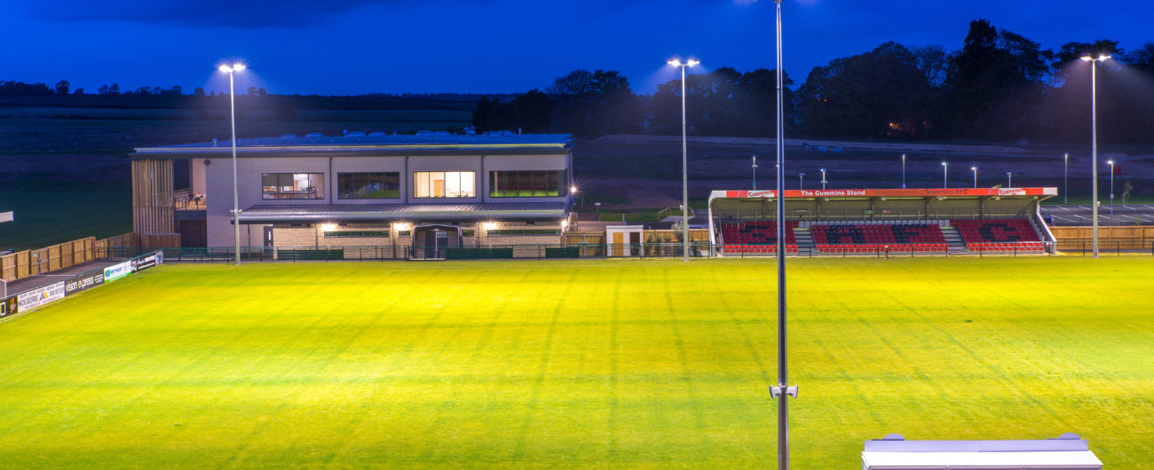 Stamford AFC & Borderville Sports Centre