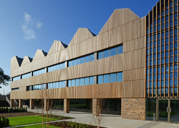 Bob Champion Research Building Norwich