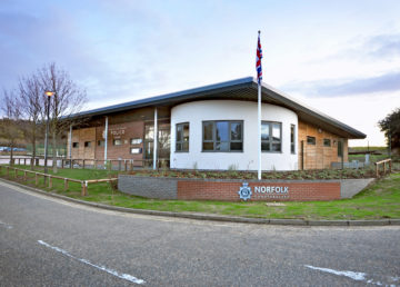 Police station Cromer