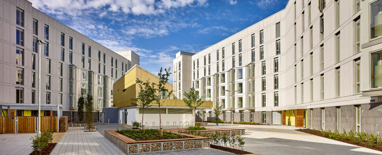 UEA Blackdale student accommodation