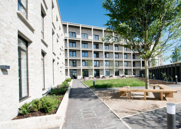 Keyworker accommodation Cambridge
