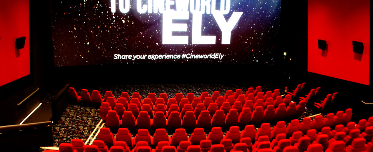 Cineworld Ely leisure