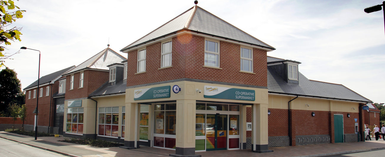Co-op Wickham Market