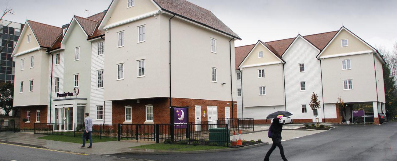 Premier Inn Colchester