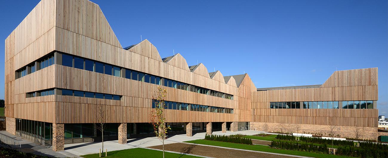 Bob Champion Research Building Norwich