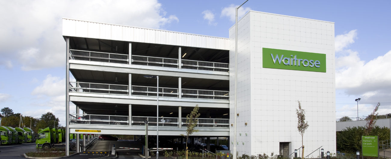 Waitrose bracknell multi storey car park r g carter - Waitrose head office telephone number ...