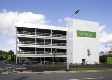 waitrose bracknell car park