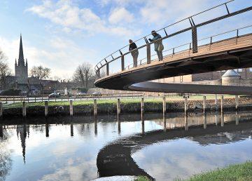 Jarrolds Bridge R G Carter