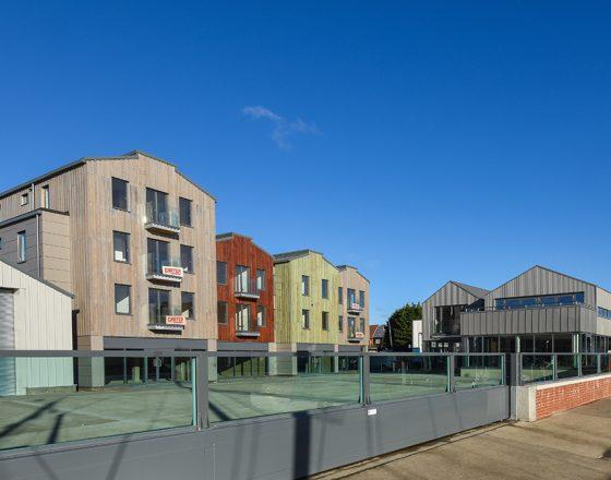 Whisstocks housing development