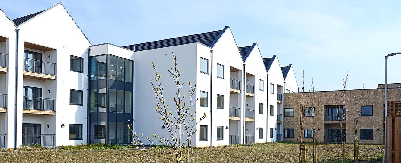 Bowthorpe care village web image