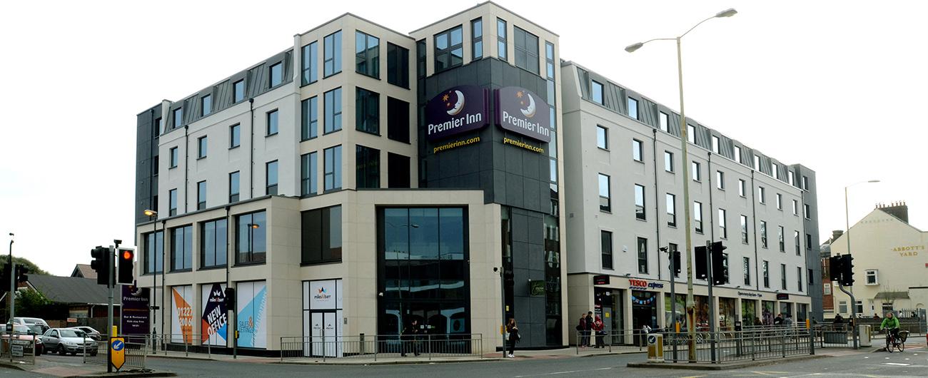 Canterbury Premier Inn
