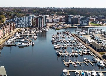 Albion Wharf Ipswich