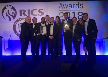 RICS awards R G Carter