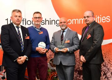 IBCC wins Building Excellence Award