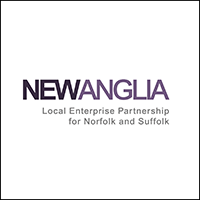 New Anglia Local Enterprise Partnership - Logo