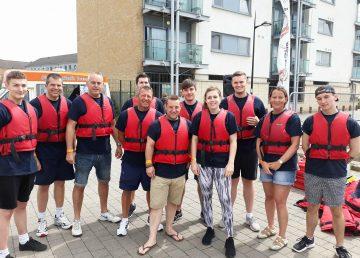 Ipswich Dragon Boat Race RGC