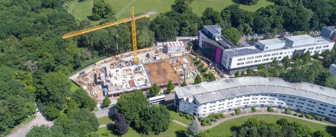 UEA Building 60 - Aerial 2