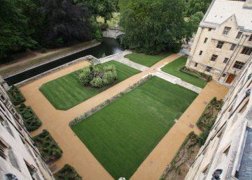 Bodleys Court landscaping R G Carter