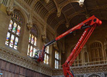 Wilkins Building restoration