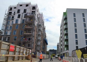 Canary Quay Phase 3 R G Carter