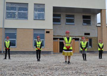 Mildenhall Academy visit