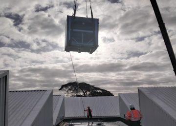 Ventilation at Digitech Factory - R G Carter
