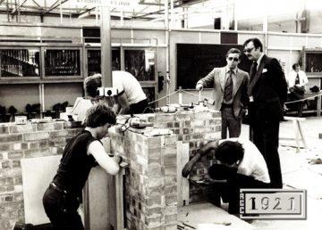 R G Carter Group Training programme starts 1968